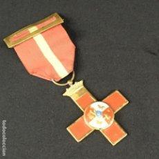 Militaria: MEDALLA ESPAÑOLA- CRUZ AL MÉRITO MILITAR-DISTINTIVO ROJO. Lote 154839478