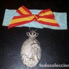 Militaria: MEDALLA REAL ASOCIACIÓN DE SEÑORAS, VIRGEN INMACULADA, PATRONA DE INFANTERÍA. Lote 155436470