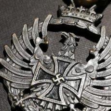 Militaria: FANTÁSTICA MEDALLA ORIGINAL DE LA CAMPAÑA RUSIA 1941 CONCEDIDAS A LOS DIVISIONARIOS DE DIVISIÓN AZUL. Lote 155680106