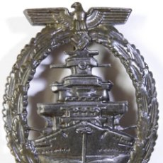 Militaria: FLOTTENKRIEGSABZEICHEN 1939/45. Lote 156607586