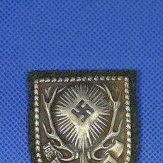 Militaria: BADGE DEUTSCHE JÄGERSCHAFT. Lote 157001462