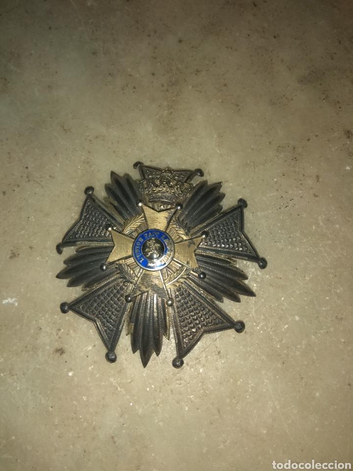 Militaria: Gran Medalla - Placa L'Union Fait la Force - Belgica - - Foto 2 - 157276353