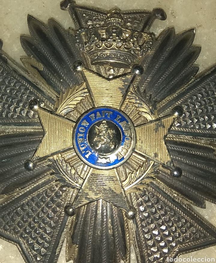 Militaria: Gran Medalla - Placa L'Union Fait la Force - Belgica - - Foto 7 - 157276353