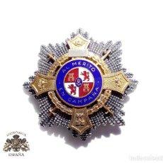 Militaria: MEDALLA AL MÉRITO EN CAMPAÑA, VESIÓN ALEMANA. DIVISIÓN AZUL. Lote 157707414