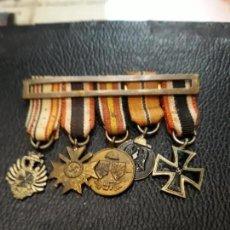 Militaria: PASADOR DE MINIATURAS DE EPOCA DE LA DIVISION AZUL.. Lote 157954510