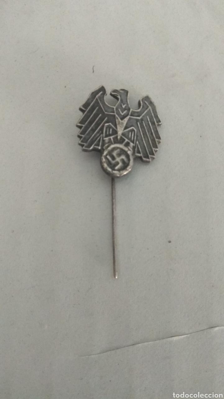 INSIGNIA ALEMANA/ALFILER DE CORBATA (Militar - Medallas Extranjeras Originales)