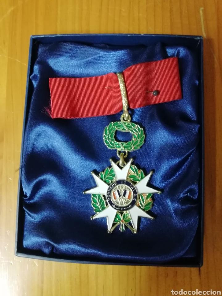 MEDALLA DE FRANCIA (Militar - Reproducciones y Réplicas de Medallas )