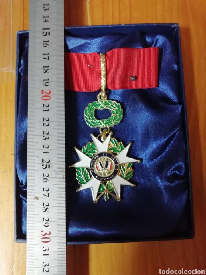 Militaria: Medalla de Francia - Foto 3 - 158442926