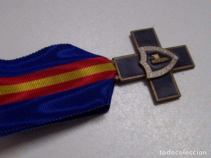 Militaria: MEDALLA DIVISION DE VOLUNTARIOS LITTORIO CTV - Foto 4 - 52295698