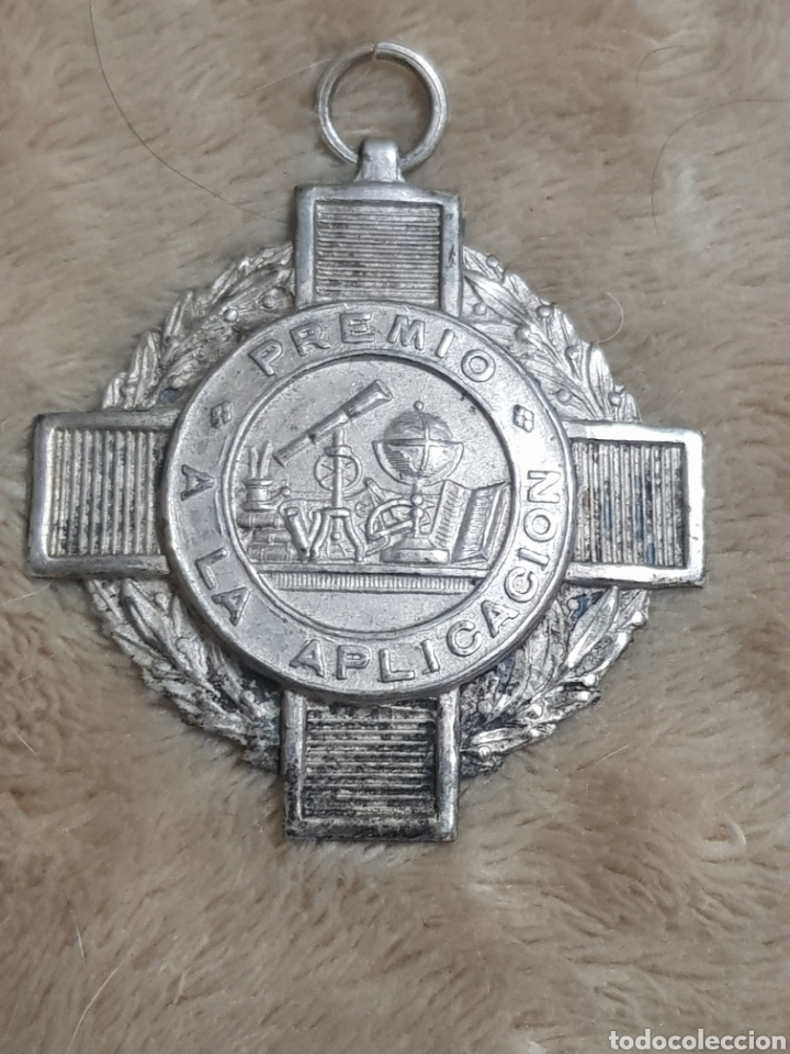 MEDALLA A LA APLICACION (Militar - Medallas Españolas Originales )