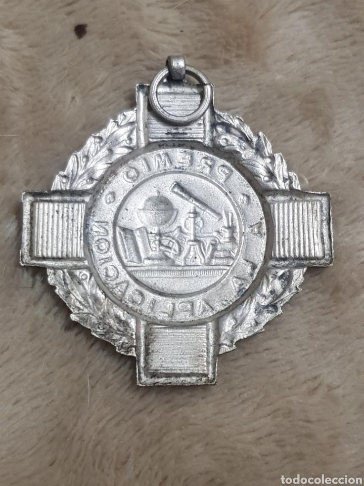 Militaria: Medalla a la aplicacion - Foto 2 - 159124454