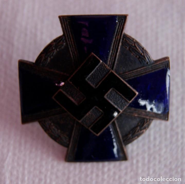 Militaria: 3 CRUCES ALEMANIA NAZIS ESMALTES GUERRA MUNDIAL - Foto 2 - 159400602