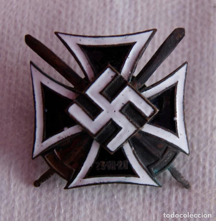 Militaria: 3 CRUCES ALEMANIA NAZIS ESMALTES GUERRA MUNDIAL - Foto 4 - 159400602