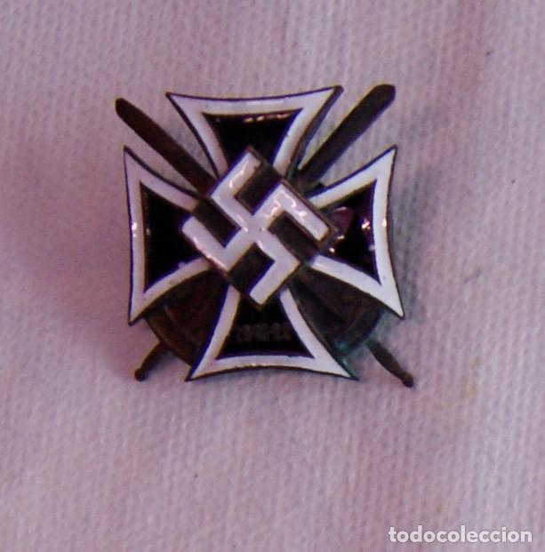 Militaria: 3 CRUCES ALEMANIA NAZIS ESMALTES GUERRA MUNDIAL - Foto 5 - 159400602