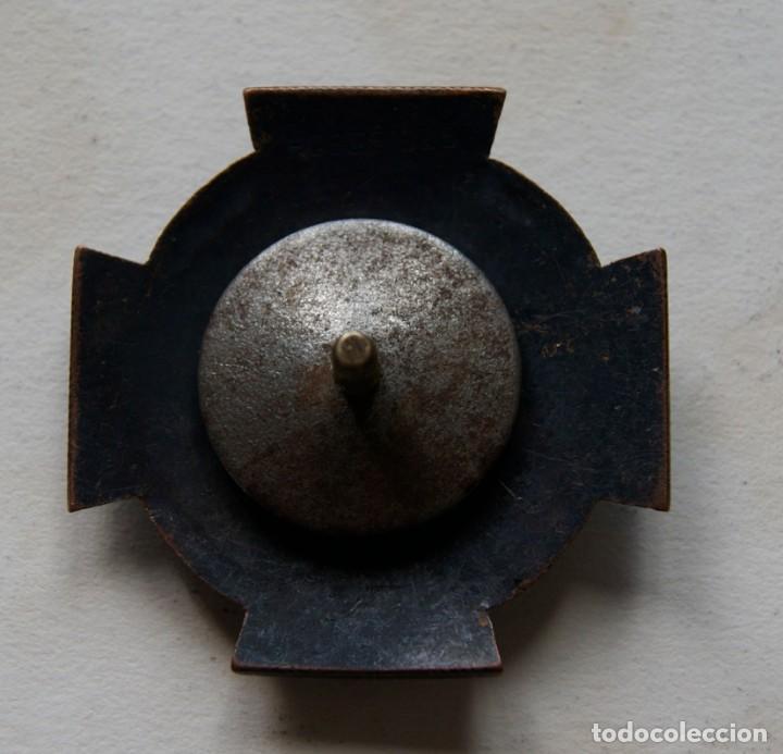 Militaria: 3 CRUCES ALEMANIA NAZIS ESMALTES GUERRA MUNDIAL - Foto 8 - 159400602