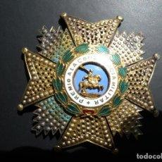Militaria: GRAN CRUZ SAN HERMENEGILDO - PREMIO A LA CONSTANCIA - CRUZ DE SAN HERMENEGILDO. Lote 160034174