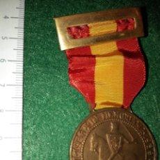 Militaria: MEDALLA CONMEMORATIVA DE LA CRUZADA NACIONAL.. Lote 160052318