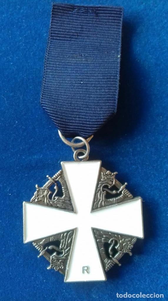 Militaria: FINLANDIA - ORDEN DE LA ROSA BLANCA - Foto 3 - 160976418