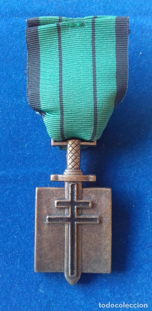 FRANCIA - MEDALLA ORDEN DE LA LIBERACION (Militar - Reproducciones y Réplicas de Medallas )