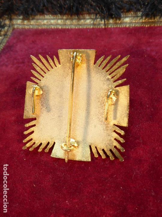 Militaria: Cruz de Caballero cubiculario de San Ildefonso y San Atilano. - Foto 3 - 161155658