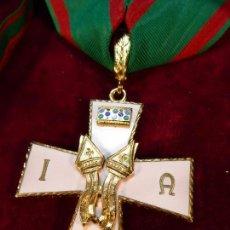 Militaria - Encomienda de Caballero cubiculario de San Ildefonso y San Atilano. - 161155834
