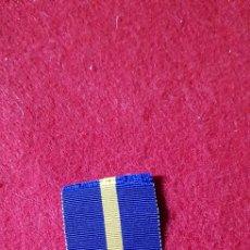 Militaria: CORTE CINTA DE MEDALLA MILITAR. Lote 161238722