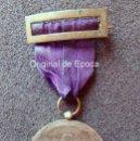 Militaria: (JX-190488)MEDALLA FIDELIDAD . (G.C.887) GUERRA CIVIL . DISTINCIÓN DEL AYUNTAMIENTO DE MADRID .. Lote 161359026