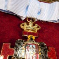 Militaria: ENCOMIENDA DE LA ORDEN DE CABALLEROS DE LOS BARONES DE LA CASA REAL DE TRASTAMARA.. Lote 161834358