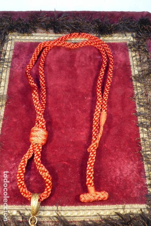 Militaria: Bella medalla de la academia de genealogía, nobleza y armas de Alfonos XIII. - Foto 4 - 161953742