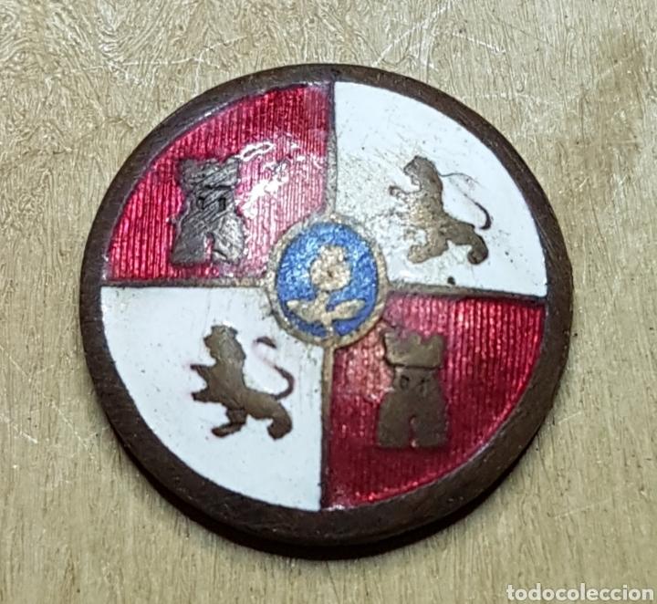 ESCUSON MEDALLA MERITO MILITAR ALFONSINA (Militar - Medallas Españolas Originales )