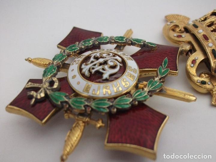 Militaria: Orden Búlgara Al Mérito Militar, IV Clase. Boris III. 1941/44. Entregada a Oficiales alemanes - Foto 10 - 162507566