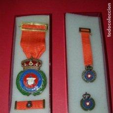Militaria: MEDALLA AL MERITO Y RECONOCIMIENTO (ANAV) PROTECCIÓN CIVIL. Lote 162944138