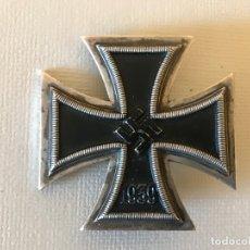 Militaria: MEDALLA CRUZ DE HIERRO 1ªCLASE 1939, TERCER REICH, ADOLF HITLER, FUHRER NAZI EK1 EK2. Lote 163542222