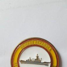 Militaria: MEDALLA NAVAL FRAGATA CRISTÓBAL COLON. Lote 164141614