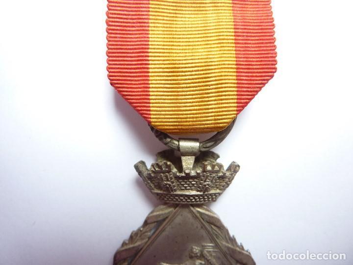 Militaria: España 1873 - Medalla Campaña de la Guerra de Cuba - Tamaño mediano (princesa) - Foto 2 - 164275382
