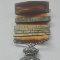 Militaria: CAMPAÑA DEL RIF CON 5 PASADORES. GUERRA DE ÁFRICA.. Lote 164532662