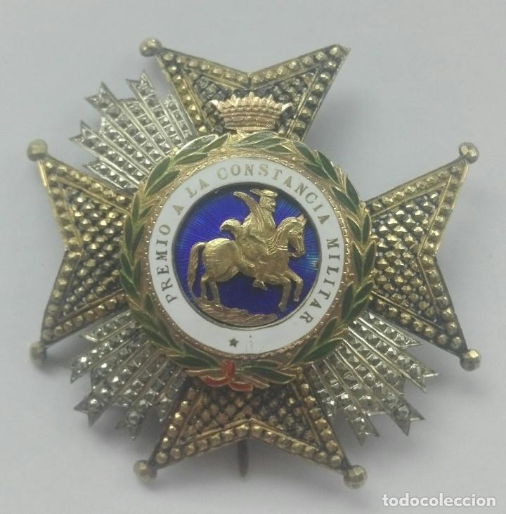 GRAN CRUZ ORDEN DE SAN HERMENEGILDO. ÉPOCA FRANCO (Militar - Medallas Españolas Originales )