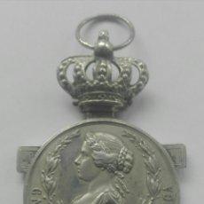 Militaria: MEDALLA DE LA CAMPAÑA DE AFRICA. 1860 ÉPOCA ISABEL II. Lote 164550086