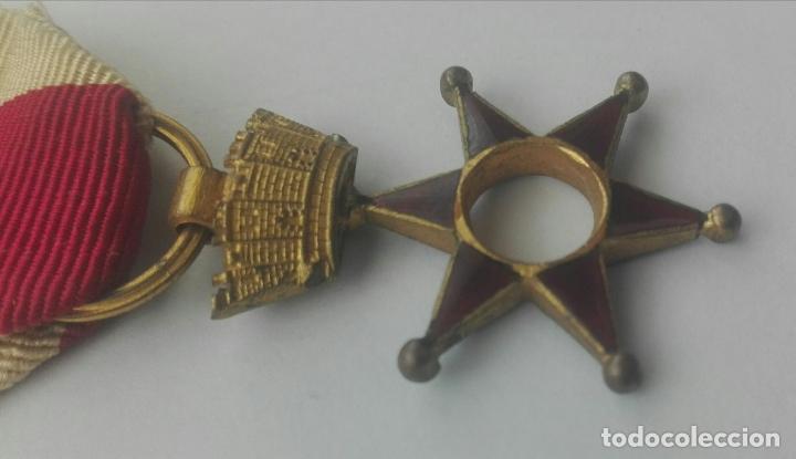 Militaria: Medalla del Sitio de Morella. Época Isabel II - Foto 3 - 164587694
