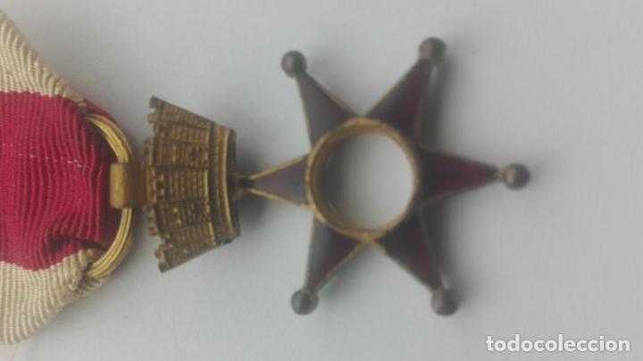 Militaria: Medalla del Sitio de Morella. Época Isabel II - Foto 5 - 164587694