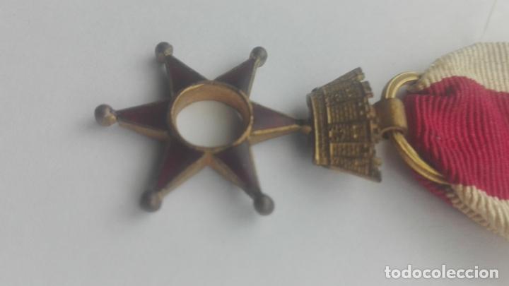 Militaria: Medalla del Sitio de Morella. Época Isabel II - Foto 6 - 164587694