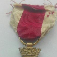 Militaria: MEDALLA DEL SITIO DE MORELLA. ÉPOCA ISABEL II. Lote 164587694