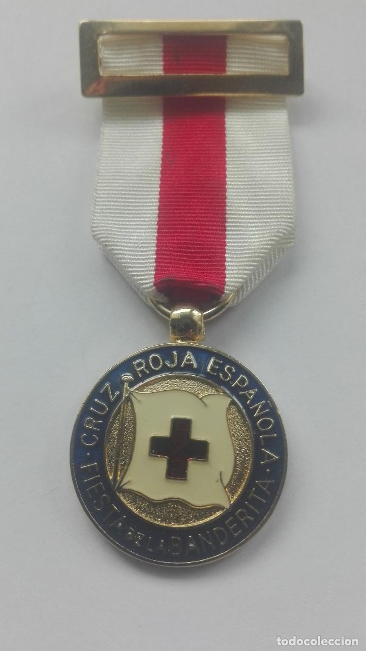 MEDALLA DE LA CRUZ ROJA (Militar - Medallas Españolas Originales )