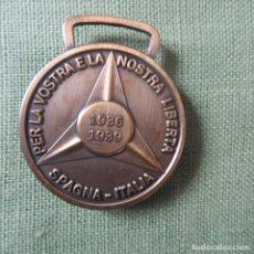 Militaria: MEDALLA GUERRA CIVIL BRIGADAS INTERNACIONALES. Lote 164816450