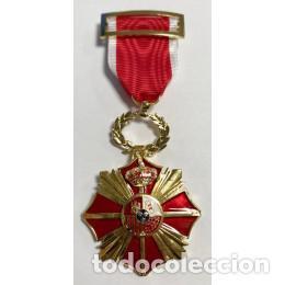 MEDALLA VICTIMAS DEL TERRORISMO (Militar - Medallas Españolas Originales )