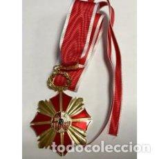 Militaria: MEDALLA ENCOMIENDA VICTIMAS DEL TERRORISMO. Lote 165087518