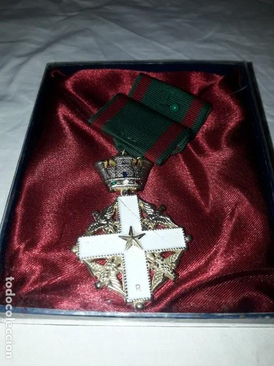 Militaria: Medalla de la orden del Merito de la República de Italia - Foto 3 - 165762818