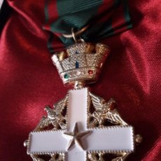 Militaria: MEDALLA DE LA ORDEN DEL MERITO DE LA REPÚBLICA DE ITALIA. Lote 165762818