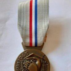 Militaria: WW2. LUXEMBURGO. MEDALLA DE RECONOCIMIENTO A LA RESISTENCIA. 1939 1945. Lote 165798218