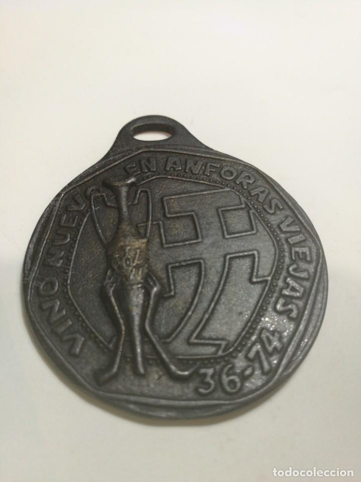MEDALLA 1974 OJE (Militar - Medallas Españolas Originales )